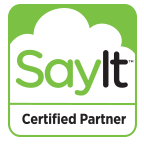 Connell McGrath, SayIt Certified Partner